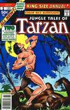 Cover for Tarzan Annual (Marvel, 1977 series) #1