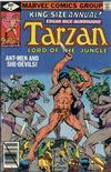 Cover for Tarzan Annual (Marvel, 1977 series) #3 [Direct]