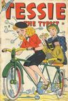 Cover for Tessie the Typist Comics (Marvel, 1944 series) #8