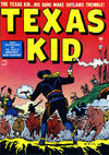 Cover for Texas Kid (Marvel, 1951 series) #7