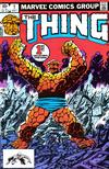 Cover for The Thing (Marvel, 1983 series) #1 [Direct]