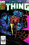Cover for The Thing (Marvel, 1983 series) #2 [Direct]