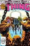 Cover for The Thing (Marvel, 1983 series) #3 [Direct]