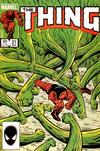 Cover for The Thing (Marvel, 1983 series) #21 [Direct]