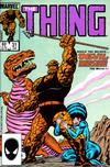 Cover for The Thing (Marvel, 1983 series) #31 [Direct]