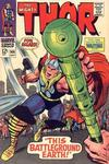Cover for Thor (Marvel, 1966 series) #144 [Regular Edition]