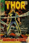 Cover for Thor (Marvel, 1966 series) #145 [Regular Edition]