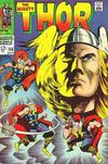 Cover for Thor (Marvel, 1966 series) #158