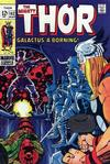 Cover for Thor (Marvel, 1966 series) #162