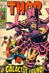Cover for Thor (Marvel, 1966 series) #168 [Regular Edition]