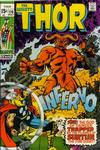 Cover for Thor (Marvel, 1966 series) #176
