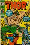 Cover for Thor (Marvel, 1966 series) #184