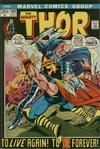 Cover for Thor (Marvel, 1966 series) #201