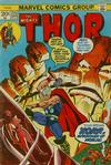 Cover for Thor (Marvel, 1966 series) #215 [Regular Edition]