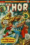Cover for Thor (Marvel, 1966 series) #216 [Regular Edition]