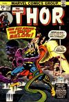 Cover for Thor (Marvel, 1966 series) #230 [Regular Edition]