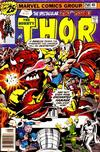 Cover Thumbnail for Thor (1966 series) #250 [25¢]