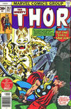 Cover for Thor (Marvel, 1966 series) #263 [30¢ Cover Price]