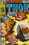Cover for Thor (Marvel, 1966 series) #281 [Regular Edition]