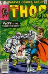 Cover Thumbnail for Thor (1966 series) #288 [Newsstand Edition]
