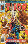 Cover for Thor (Marvel, 1966 series) #297 [Newsstand Edition]