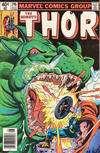 Cover Thumbnail for Thor (1966 series) #298 [Newsstand]