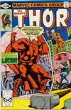 Cover for Thor (Marvel, 1966 series) #302 [Direct]