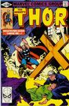 Cover for Thor (Marvel, 1966 series) #303 [Direct Edition]