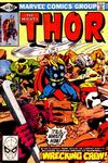 Cover Thumbnail for Thor (1966 series) #304