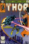 Cover Thumbnail for Thor (1966 series) #309 [Direct]