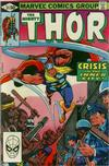 Cover for Thor (Marvel, 1966 series) #311 [Direct Edition]