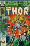 Cover for Thor (Marvel, 1966 series) #315 [direct edition]