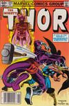 Cover for Thor (Marvel, 1966 series) #325 [Newsstand]