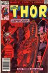 Cover for Thor (Marvel, 1966 series) #326 [Canadian Newsstand]