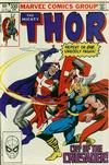 Cover for Thor (Marvel, 1966 series) #330 [Direct Edition]