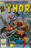 Cover Thumbnail for Thor (1966 series) #332 [Direct]