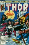 Cover Thumbnail for Thor (1966 series) #333 [Direct]