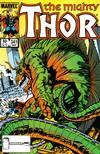 Cover for Thor (Marvel, 1966 series) #341 [Direct Edition]