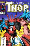 Cover for Thor (Marvel, 1966 series) #348 [Direct Edition]