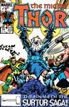 Cover for Thor (Marvel, 1966 series) #353 [Direct]
