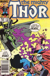 Cover for Thor (Marvel, 1966 series) #354 [Newsstand]