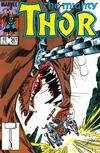 Cover for Thor (Marvel, 1966 series) #361 [Direct Edition]