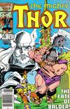 Cover for Thor (Marvel, 1966 series) #368 [Newsstand Edition]