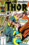 Cover for Thor (Marvel, 1966 series) #374 [Direct Edition]