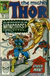 Cover for Thor (Marvel, 1966 series) #391 [Direct Edition]