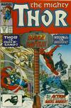 Cover for Thor (Marvel, 1966 series) #393 [Direct Edition]