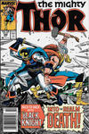 Cover for Thor (Marvel, 1966 series) #396 [Newsstand]