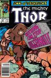 Cover for Thor (Marvel, 1966 series) #411 [Newsstand Edition]