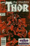 Cover Thumbnail for Thor (1966 series) #416 [Newsstand Edition]