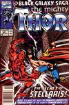 Cover for Thor (Marvel, 1966 series) #421 [Newsstand]